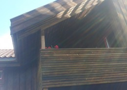Terrase tilbygg 1