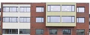 Hå Sjukeheim - Ny fasade