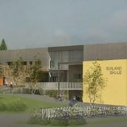 Ny barneskole på ca. 4000 m2
